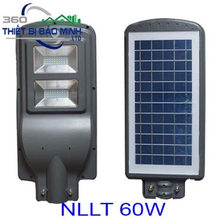 Đèn Năng Lượng Măt Trời Liền Thể NLLT-60WC