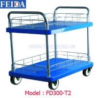 Xe đẩy hàng Feida FD300-T2
