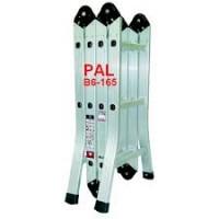Thang nhôm gấp 4 đoạn PAL B6-205