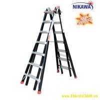 Thang nhôm gấp đa năng Nikawa NKB-47