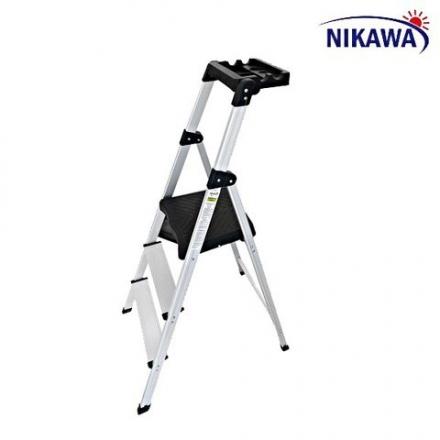 Thang nhôm ghế 3 bậc Nikawa NKP-03
