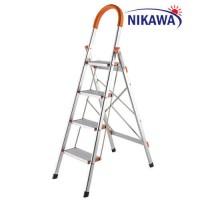 Thang nhôm ghế 4 bậc Nikawa NKA-04