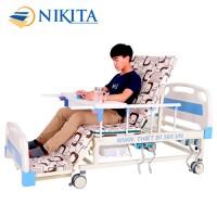 Giường bệnh 4 tay quay Nikita DCN04 (NKT-A04)