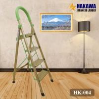 Thang Nhôm Ghế 4 Bậc HAKAWA HK-004
