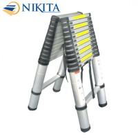 Thang nhôm rút đôi chữ A Nikita NKT-AA26