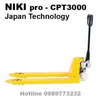 Xe nâng tay thủy lực NIKI NPT-3000