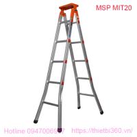 Thang nhôm chữ A-MIT (2.0m)