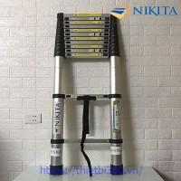 Thang nhôm rút đơn Nikita NKT-R32