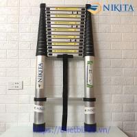 Thang nhôm rút đơn Nikita  NKT-R62