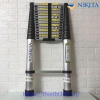 Thang nhôm rút đơn Nikita NKT-R58