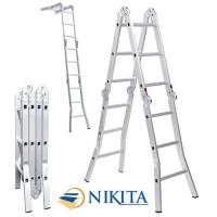 Thang nhôm gấp Nikita TGA37 (NIK 34)