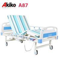 Giường bệnh chạy điện 3 chức năng Akiko A87