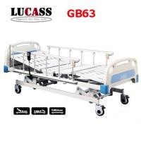 Giường bệnh điện tự động 3 chức năng Lucass GB63